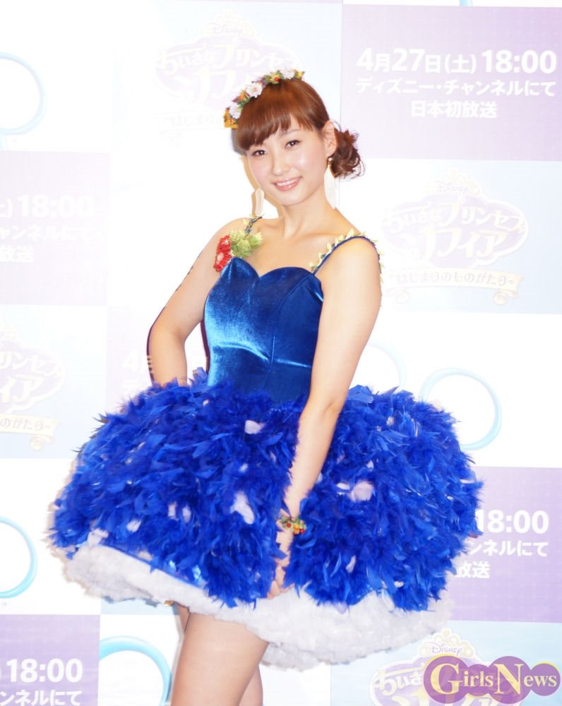 Miki Fujimoto of Morning Musume gives birth this time to a girl