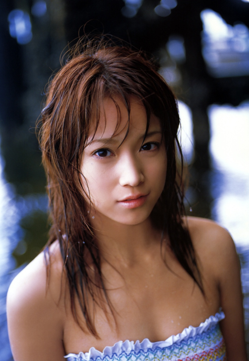 eri kamei morning musume maple photo book hot bikini