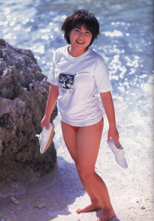 asuka fukuda comeback bikini shot sexy