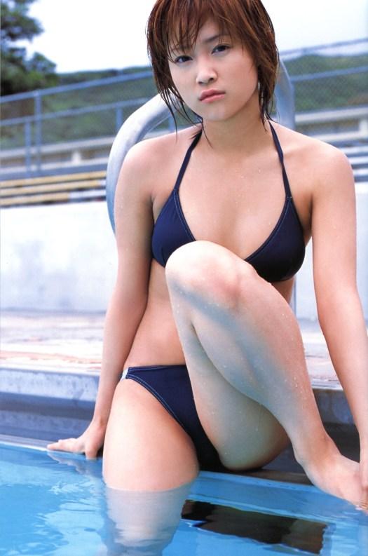eri kamei 17SAI black bikini