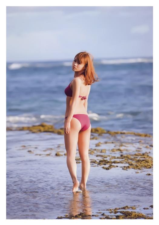 eri kamei thanks photo book part 2 hot bikini