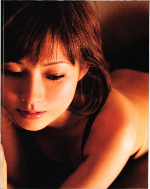 natsumi abe hot body subway photo book