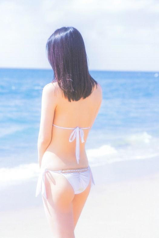 sayumi michishige dream photo book sexy bikini image